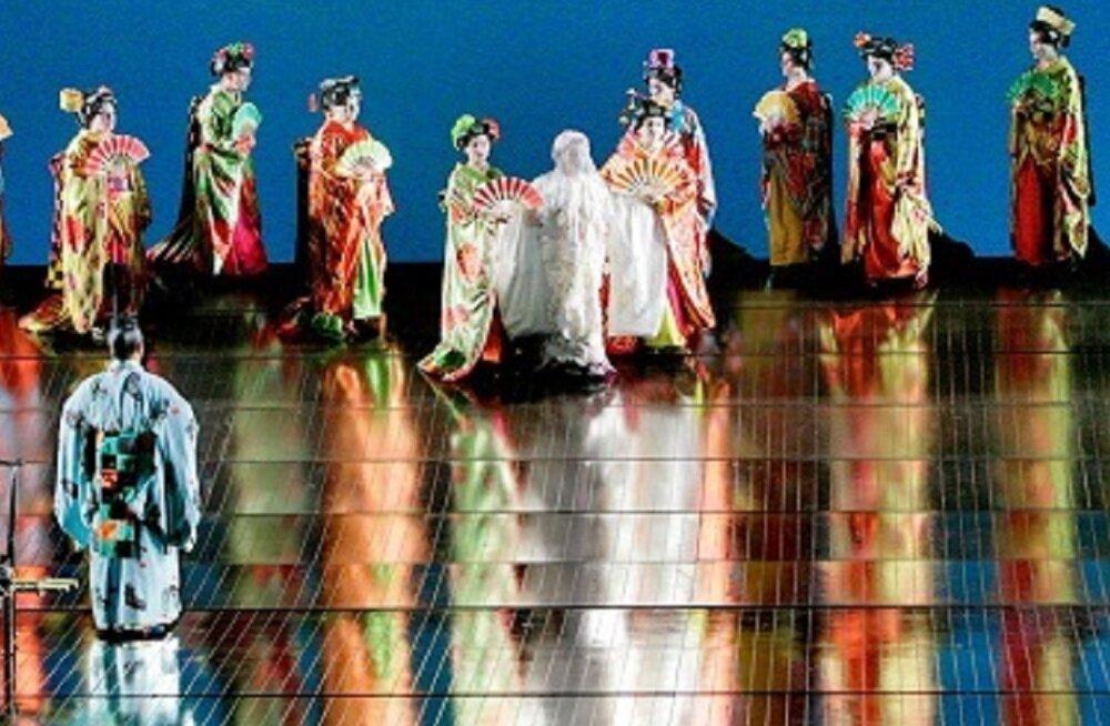 "Metropolitan Opera suvehooaja kinodes avab ""Madame Butterfly"""