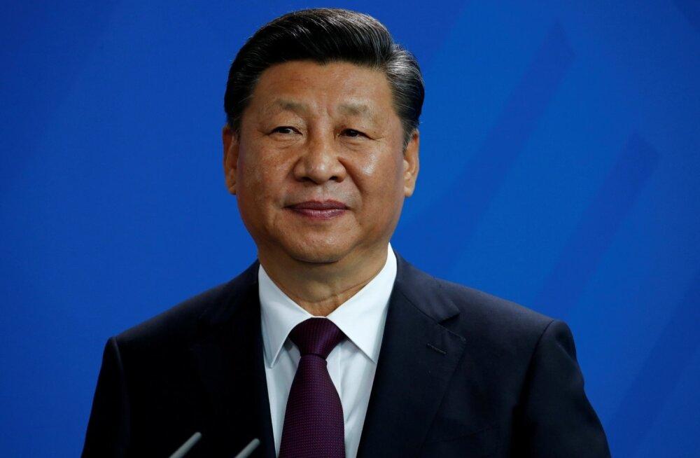 Hiina president Xi kutsus Trumpi üles vältima olukorda veelgi rohkem pingestavaid sõnu ja tegusid