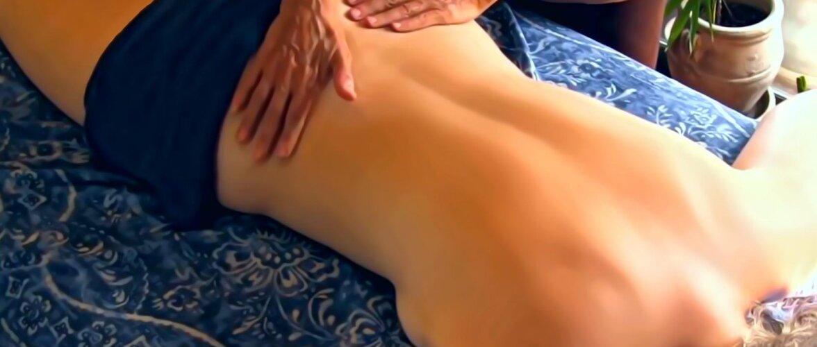 Lihasevalu seljas, kaelas, õlgades - mis seda põhjustab ning kuidas seda ennetada ja ravida