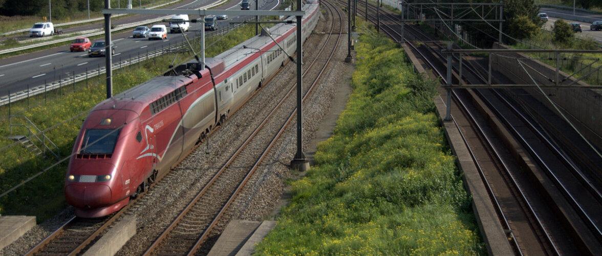 Между аэропортами Парижа и Амстердама пустят скоростные поезда