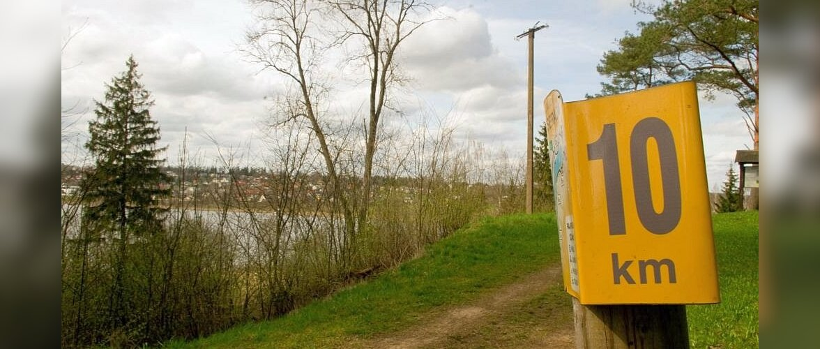Proovime matkaradasid: vaheldusrikas Viljandi järve rada