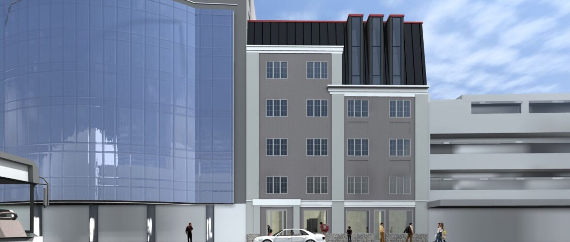 Tallinnasse kerkib Eesti esimene nutikas tipptasemel butiikhotell, kus kliendid ei pea personaliga üldse suhtlema