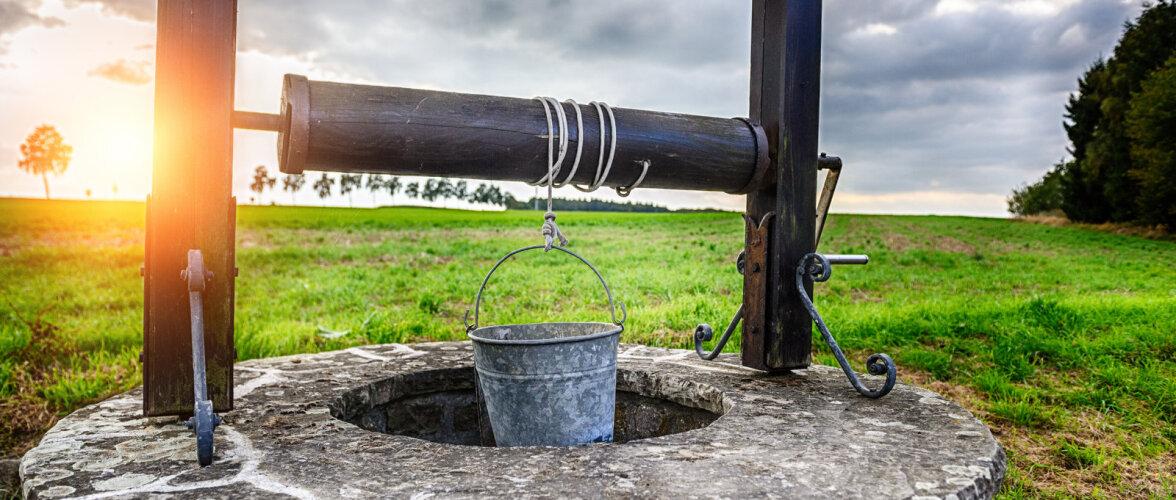 Salvkaevu rajamise põhitõed — korralikult ehitatud ja hooldatud kaev teenib majapidamist aastakümneid