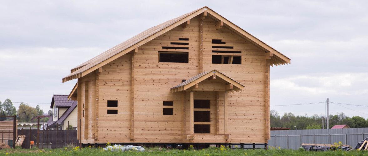 Ära karda osta hoonestusõigusega kodu!