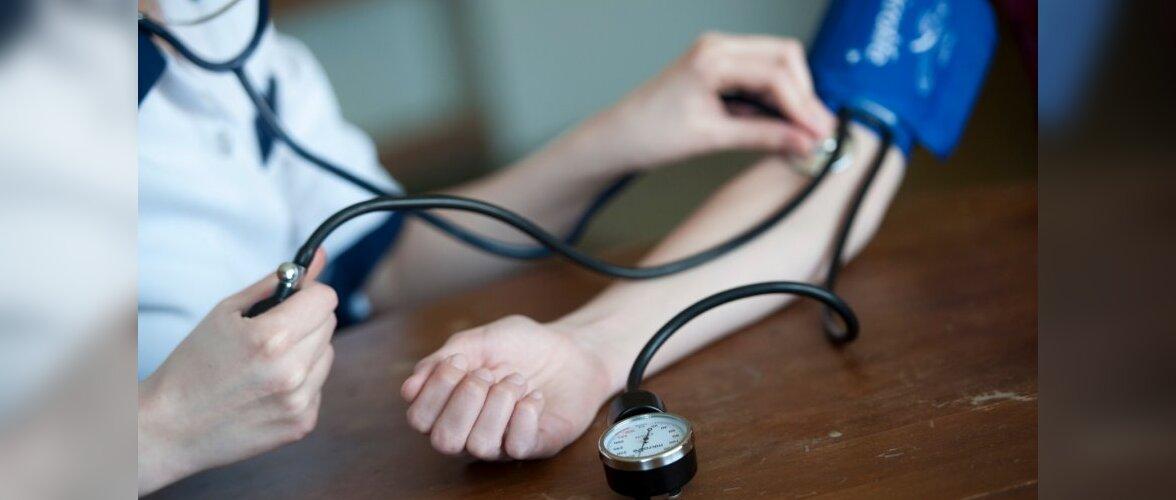 TERVIS: Kodune vererõhuaparaat pole mõeldud paanika tekitamiseks
