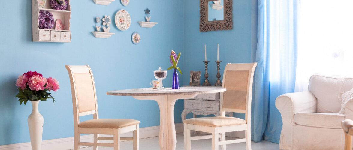 LIHTSALT JA SOODSALT   Anname värvidega kodule värske ilme. Kuidas valida ja millega arvestada?