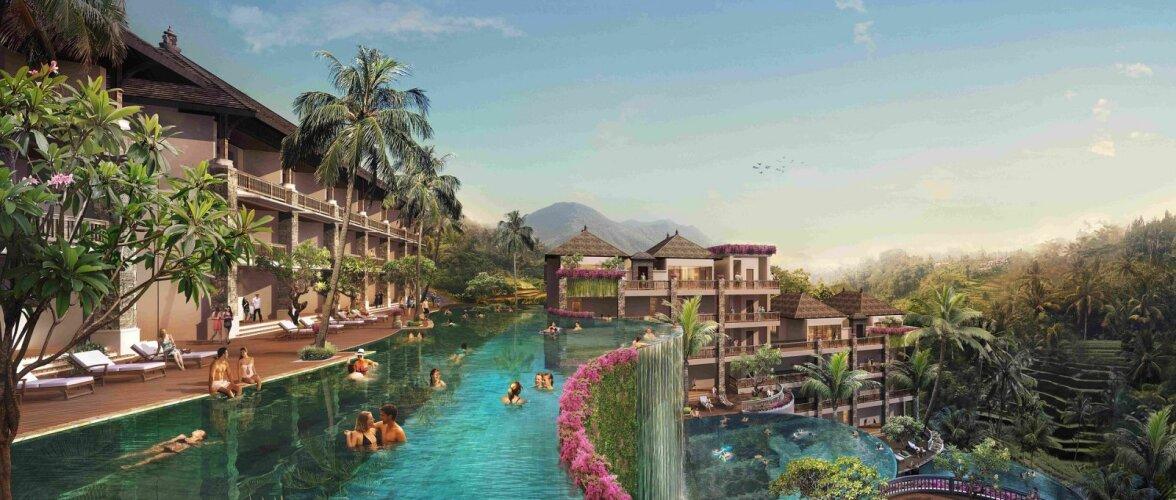 Erakordselt soodne majutus Balil: tuba koos hommikusöökidega ca 0,8 eurot öö kohta!