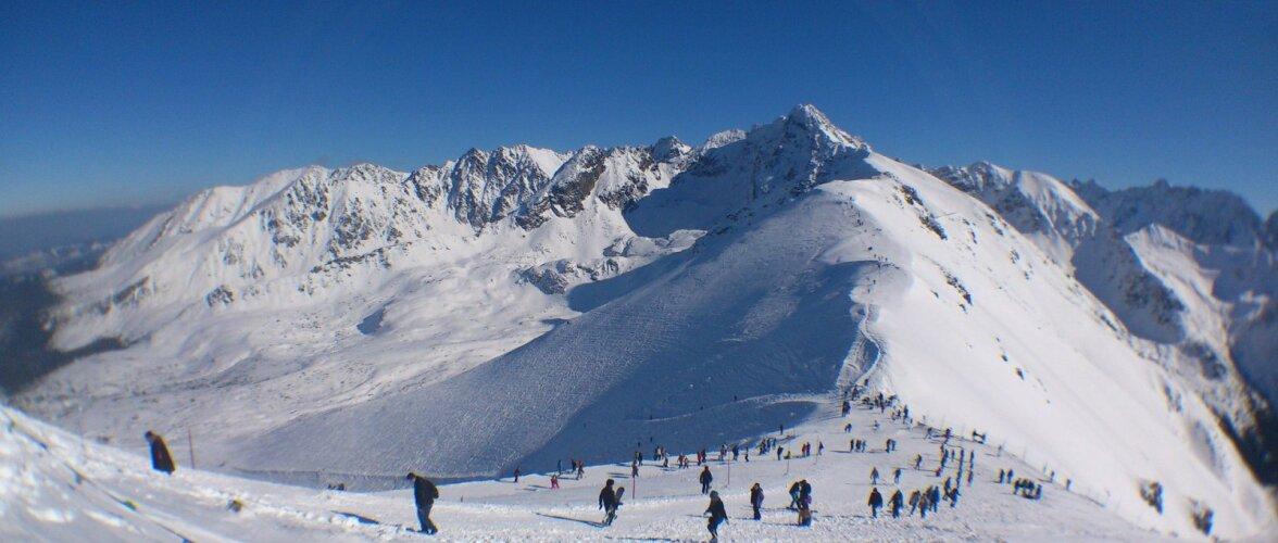 Talvine suusapuhkus Tatra mägedes Slovakkias: edasi-tagasi lennupiletid Riiast alates 60€!