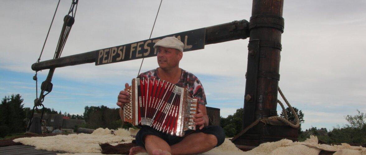 Homme algab Peipsi Järvefestival: peomeeleolu nii vee peal kui sadamates garanteeritud!