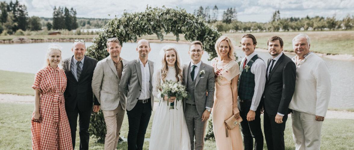 """""""Pealtnägijad"""" Anna Gavronski ja Kristjan Pihl abiellusid: oleme tasakaalustavalt vastandlikud ja seetõttu me sobimegi"""