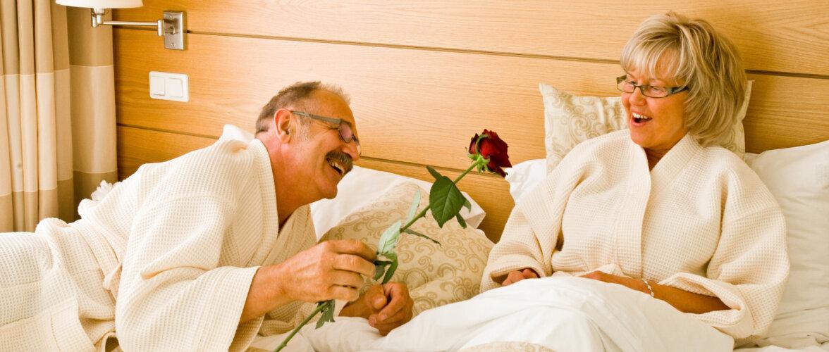 СОВЕТ! Что учитывать, выбирая отдых в спа в подарок для родителей или бабушки с дедушкой?