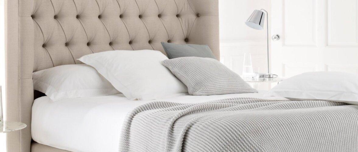 TEE ISE: luksuslikult kaunis voodipeats mõne tunniga