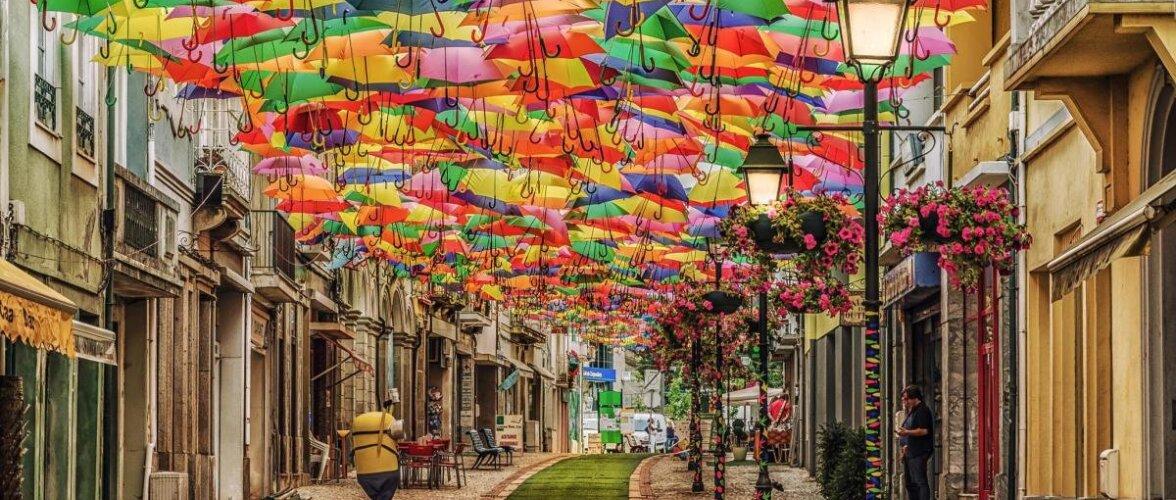7 необычных улиц, которые удивляют даже бывалых путешественников