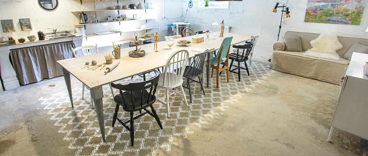 Lahedaid ideid kodu sisustamiseks leiab ka keraamikastuudiost