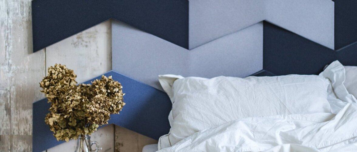 NÕUANDED │ Õige magamistoa kujundusega magamatuse vastu
