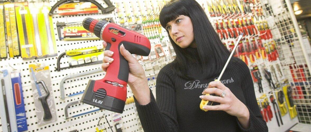 Tööriistakast, mis ei jäta kodutöödel hätta
