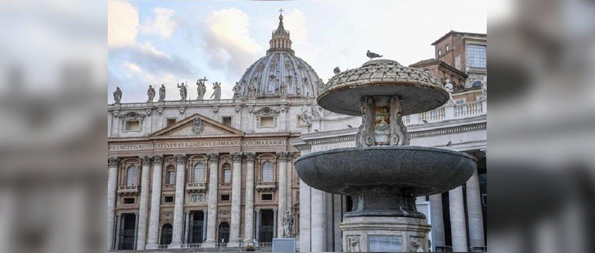Засуха в Риме: Ватикан отключает знаменитые фонтаны