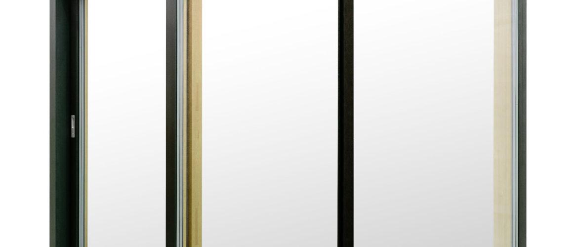 Panoraam lükanduks - hea lahendus rõdule või verandale