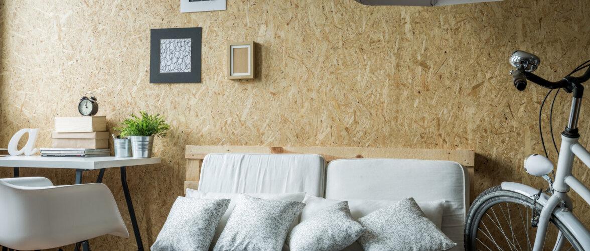 Viis nippi, mis aitavad mahutada kõik vajaliku ka väikesesse magamistuppa