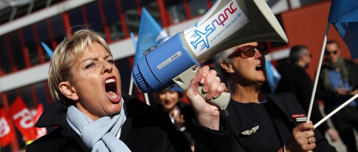 В Италии проходит забастовка диспетчерских служб. Авиасообщение нарушено