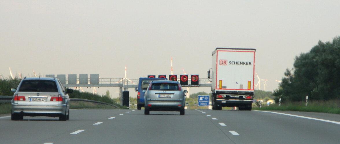 Что делать, если на немецком автобане сломалась машина