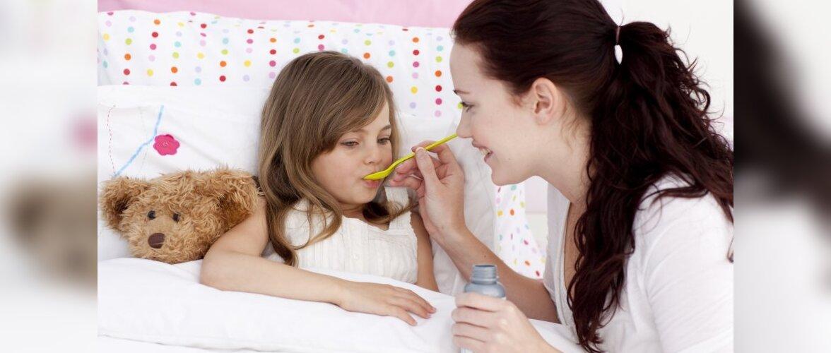Need asjad peavad olema iga ema koduses esmaabikapis