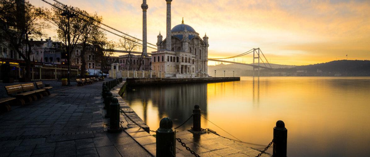 REISIIDEE   Viis võluvat põhjust, miks kindlasti Istanbuli külastada