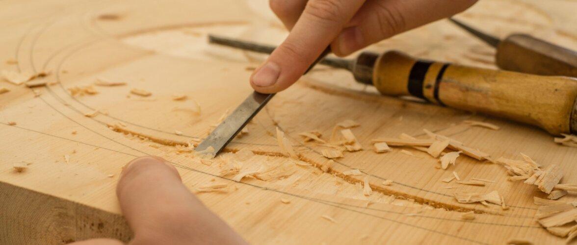 VIDEO   Tööriistade teritamise kiirkursus
