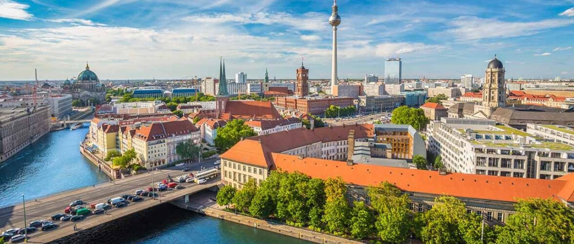 5 важных причин, чтобы поехать в Берлин