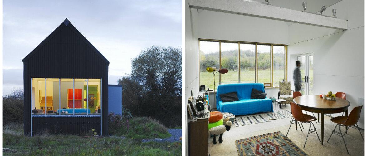 Väiksele perele loodud täisväärtuslik maja, mis maksab vaid 25 000 eurot