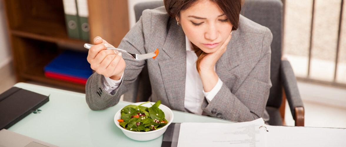 Pea on uimane? 5 toitu, mis sind taas erksamaks muudavad