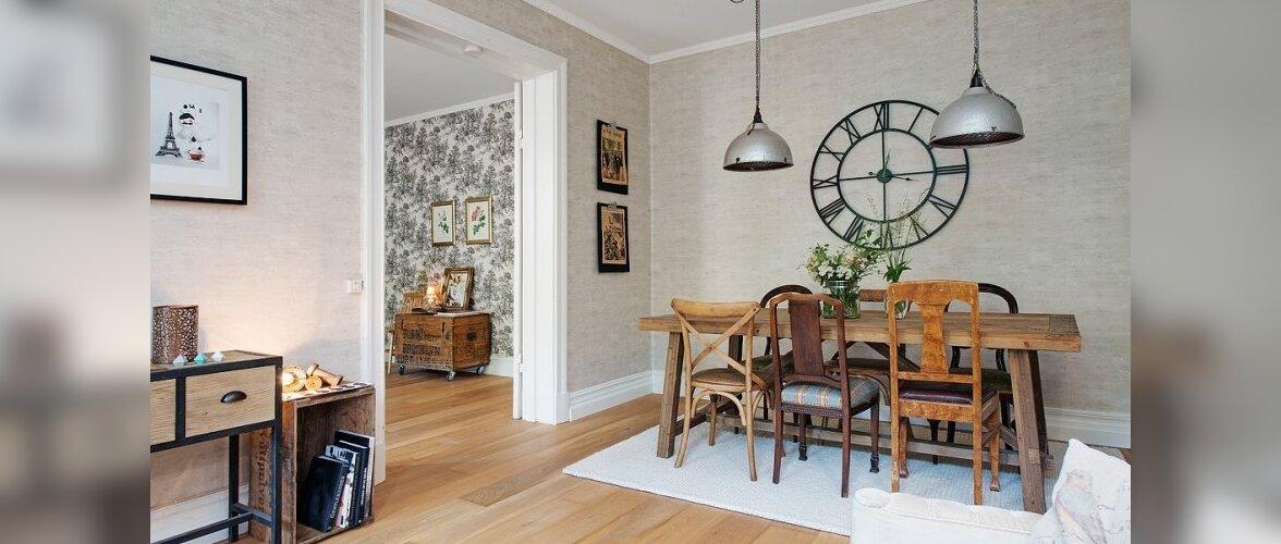 Hoolikalt renoveeritud kodu