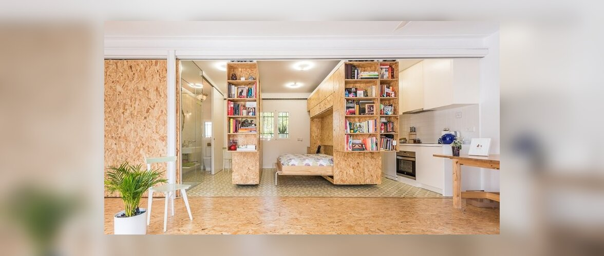 FOTOD JA VIDEO: 5-toaline väike ja nutikas mikrokodu