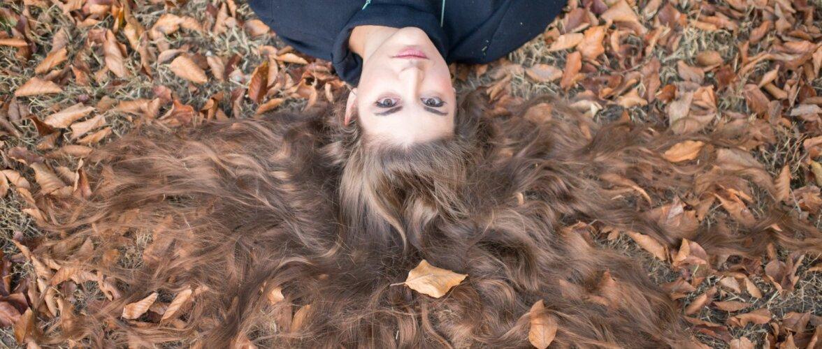 Miks juuksed sügisel hõredamaks jäävad?