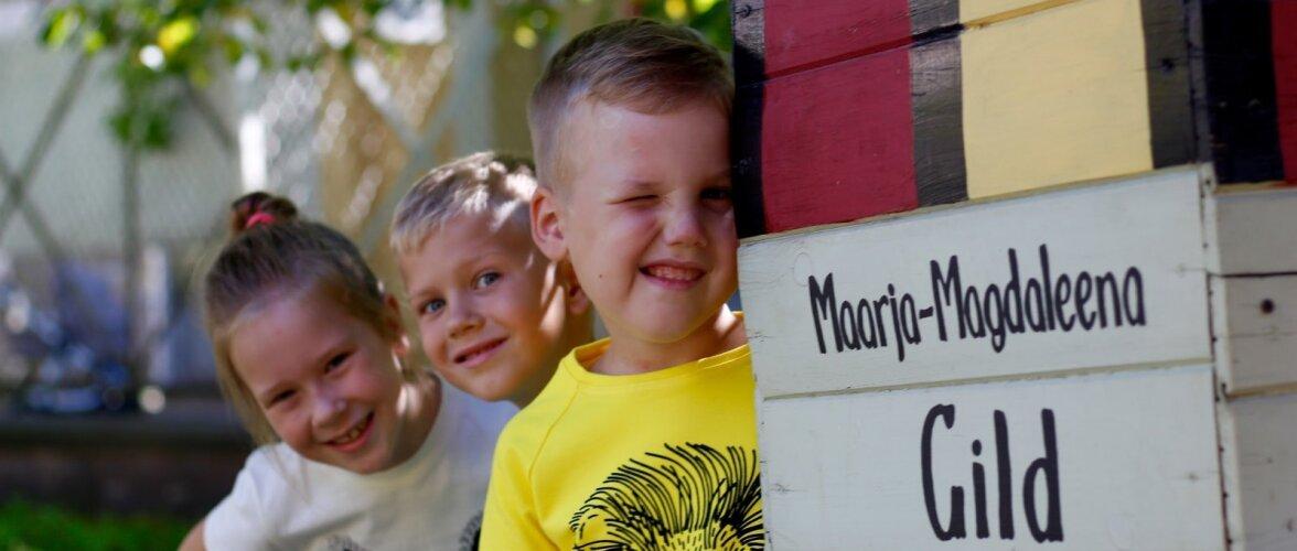 Kõige õnnelikumad lapsed kasvavad Pärnumaal
