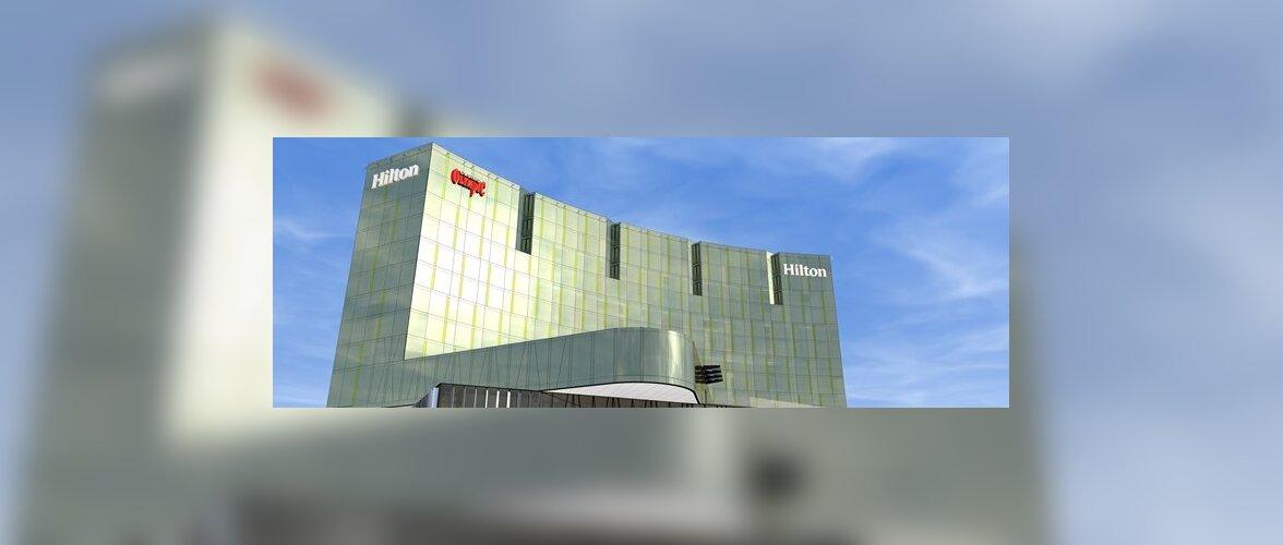 Забронировать шикарный номер в Hilton Tallinn Park можно уже сейчас