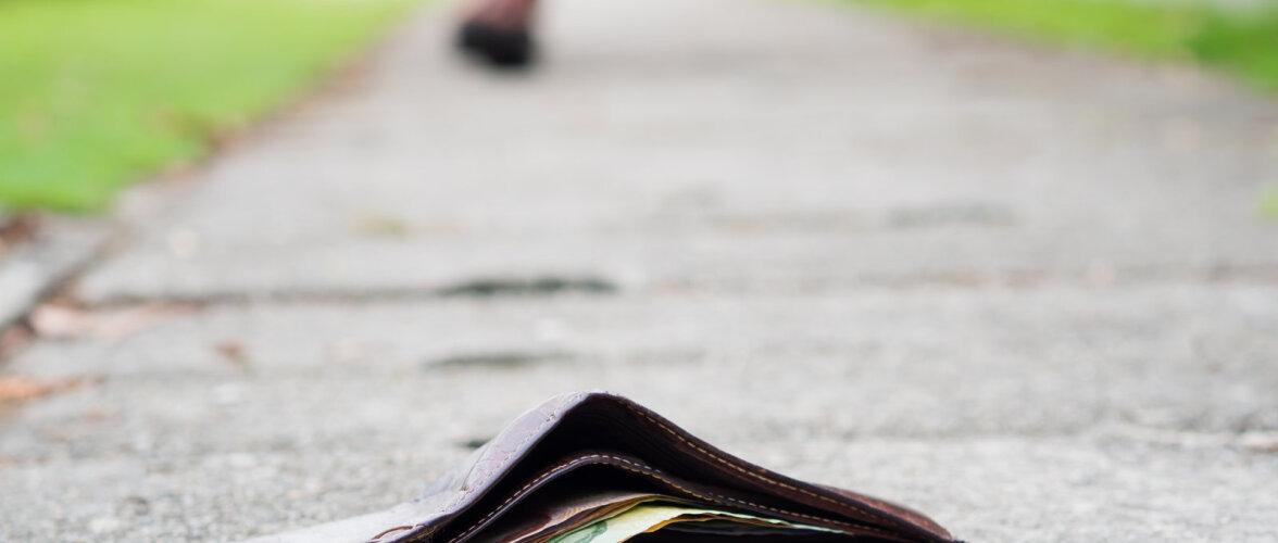 PEAD TEADMA   Mida teha, kui kaotad reisil kogu oma raha ära?