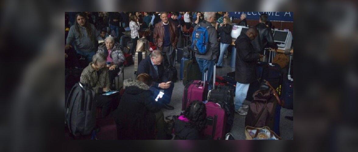 Строители случайно обесточили самый загруженный аэропорт в мире
