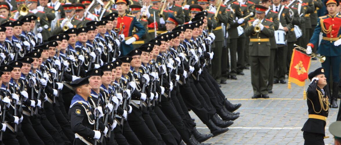 ФОТО: Военные парады из разных стран мира