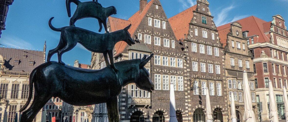 Reis puhta muidu! Edasi-tagasi otselennud Tallinnast ajaloolisse Bremenisse alates 32 eurot