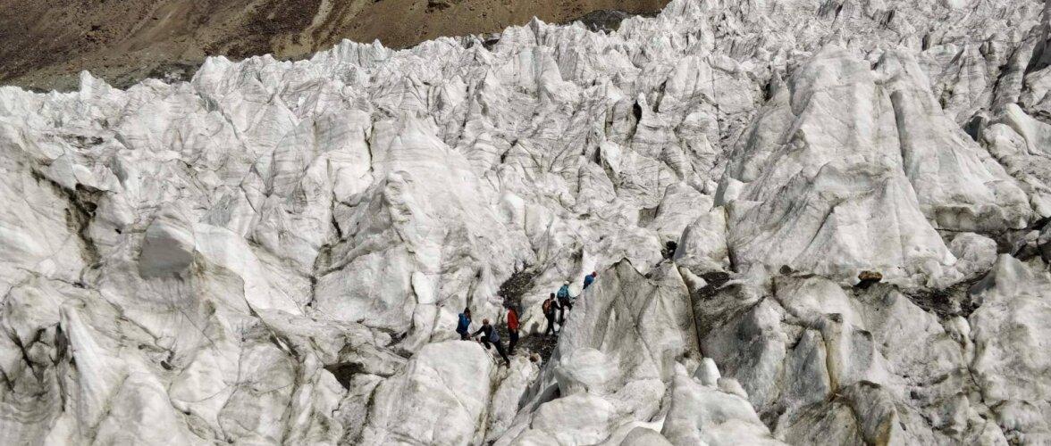Eestlased Pamiiri tippe vallutamas: vahekokkuvõte ehk kuhu meie kangelased juba jõudnud on