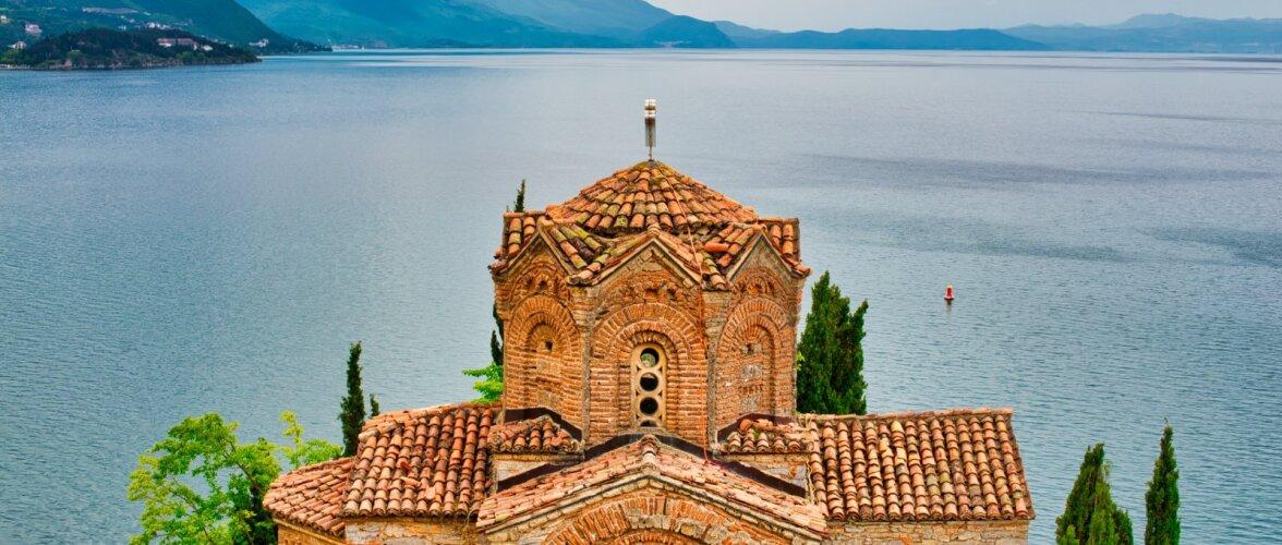 Viimase hetke pakkumine Makedooniasse Ohridisse! Lennupiletid + 7 ööd ranna lähedal külaliskorteris kokku 165€