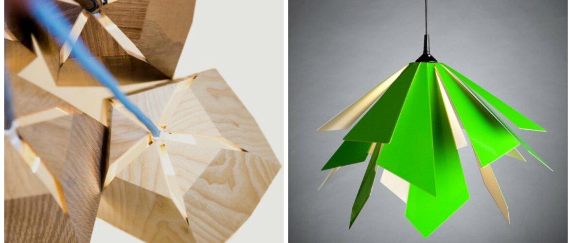 FOTOGALERII: 13 stiilset valgustit Eesti disaineritelt