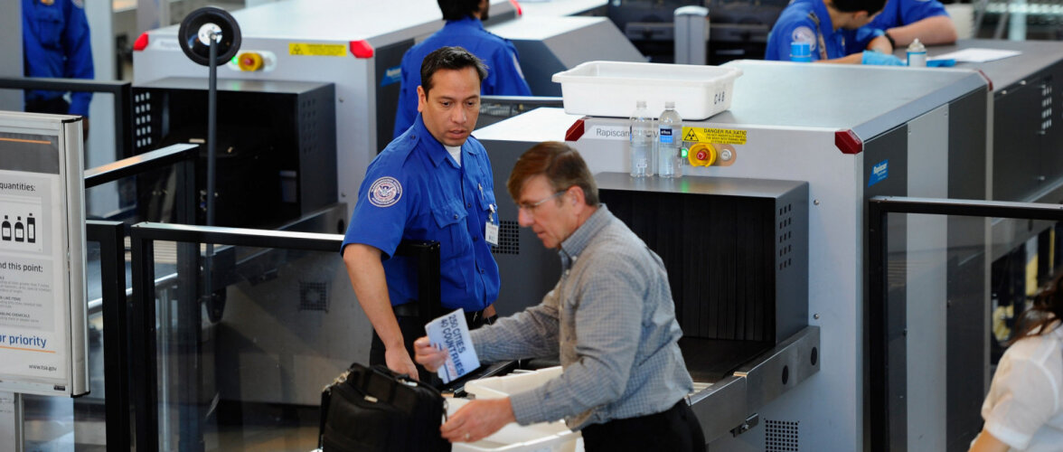 Жидкости в ручной клади и другие послабления в аэропортах: в Лондоне тестируют уникальный 3D-сканер