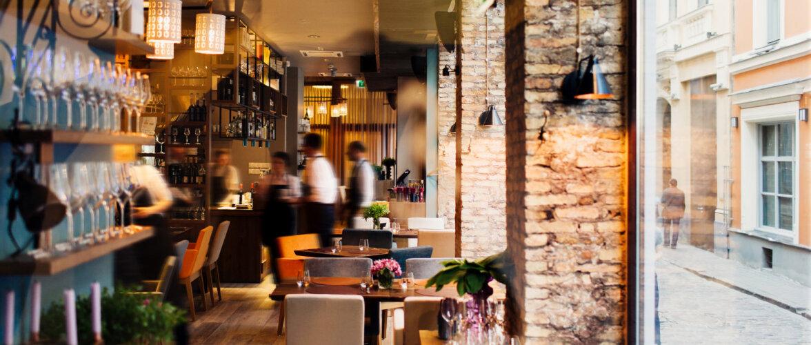 ФОТО: Известный шеф-повар привезет в Таллинн современную латышскую кухню