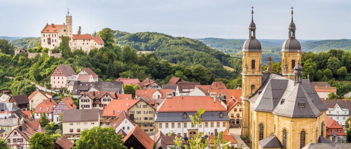 Туристические маршруты по Германии: Дорога замков