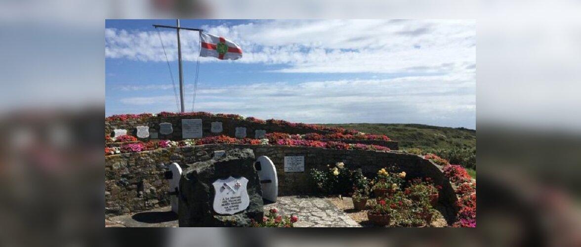 Проблема острова Олдерни: делать ли туробъект из нацистского концлагеря