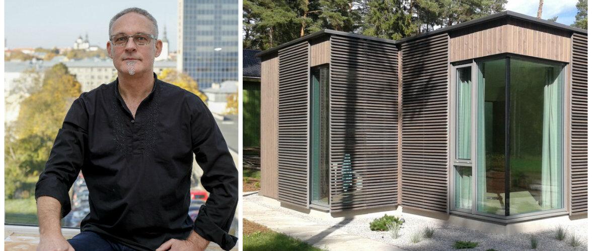 11 küsimust: arhitekt Lembit Torki eesmärk on edendada jätkusuutliku maailma ideed