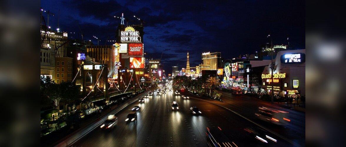 Las Vegase linnapuhkuse reisijuht