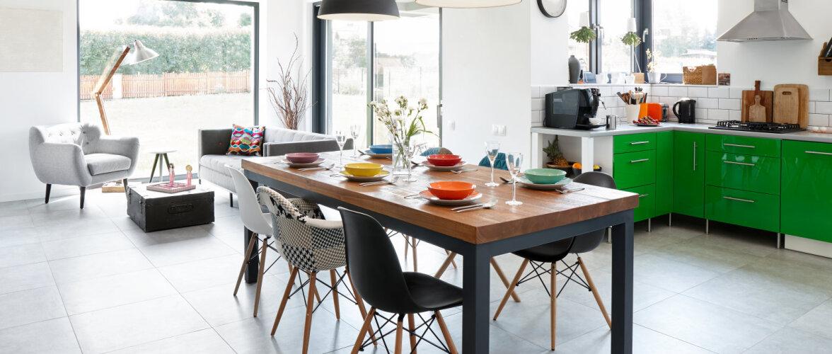 Värvipsühholoogia │ Kolm värvi, mis hoiavad köögis söögiisu kontrolli all